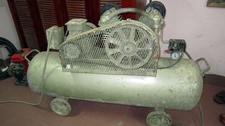 Lưu ý khi chọn máy nén khí cũ